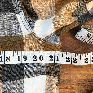 Vans Shirts - Vans plaid button-down shirt
